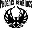 Logo, PHOENIX BEARINGS - Train Wheel Bearings